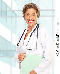doutor mulher