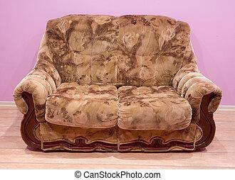doux, sofa
