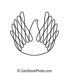 dove-of-peace - The symbol of peace and love - dove of...