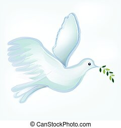 Dove peace symbol