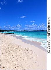 Dover Beach of Barbados