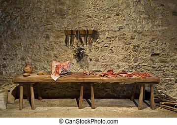 Dover Castle Kings Kitchen