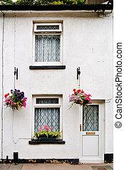 Dover home facade
