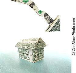 down dollar house