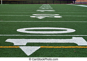 Down Field - A football player\\\'s view from the start: a...