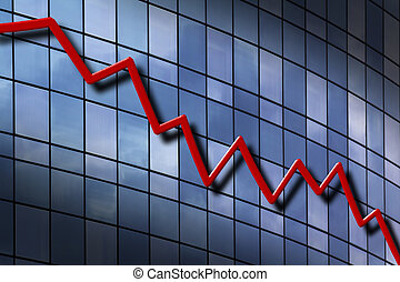 Down Trend Chart
