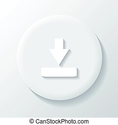Download 3D Paper Icon