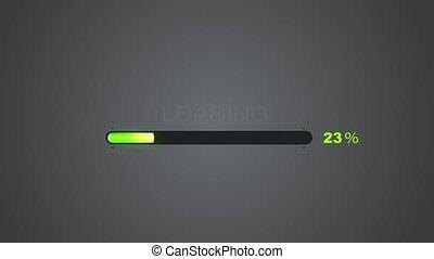 download concept. Computer graphics.