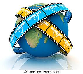 download, mundo