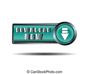 Download Now Button icon