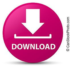 Download pink round button