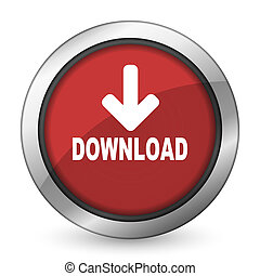 download red icon