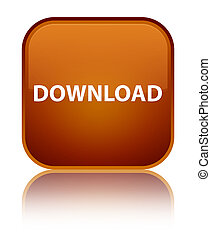 Download special brown square button