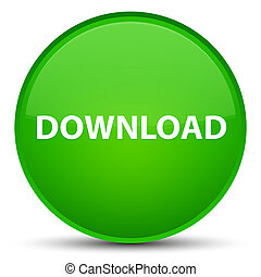Download special green round button