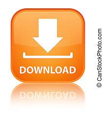 Download special orange square button