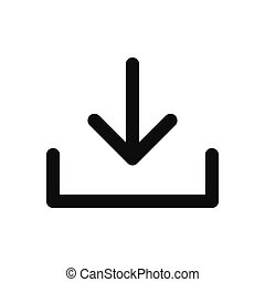 Download vector icon in modern design style for web site and mobile app