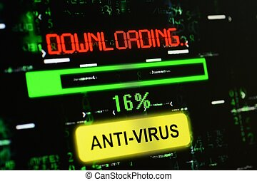 Downloading Antivurus