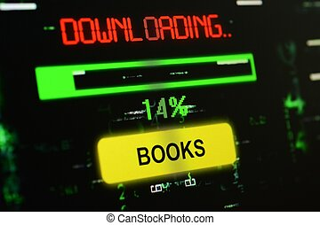 Downloading books