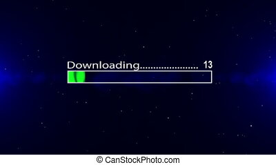Downloading green