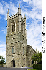 Downpatrick Cathedral, County Down, Northern Ireland (cathedral church of St Patrick)