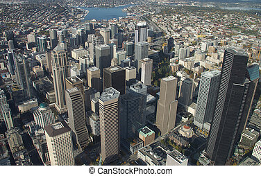 Downtown Aerial