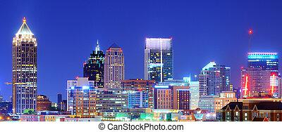 Downtown Atlanta - Skyline of downtown Atlanta, Georgia