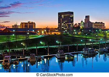 Downtown Augusta, Georgia