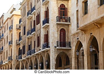 Downtown Beirut Architecture