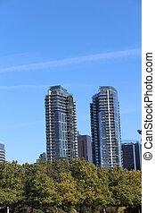 Downtown Bellevue Washington