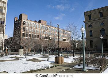 Downtown Canton, Ohio