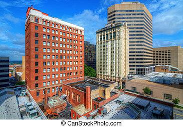 Downtown Columbia South Carolina