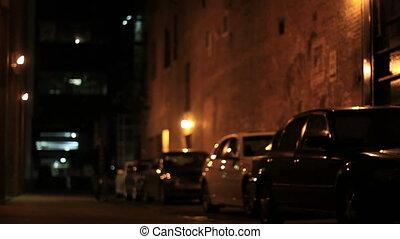 downtown dark alley man 3