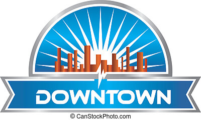Downtown graphic