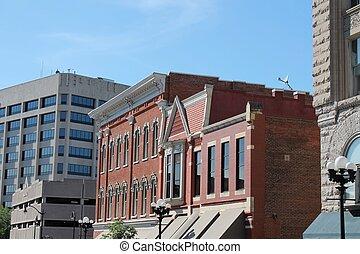Downtown La Crosse, Wisconsin