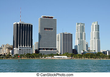Downtown Miami, Florida