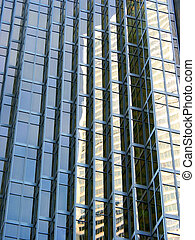 Downtown reflections 1