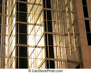 Downtown reflections 6