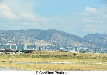 Downtown Salt Lake City