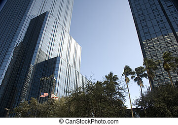 Downtown Tampa Bay, Florida