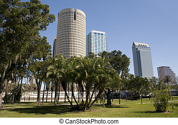 Downtown Tampa Park