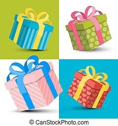 dozen, cadeau