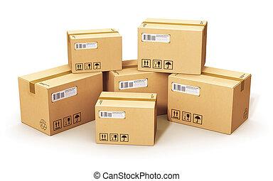 dozen, karton