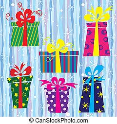 dozen, -, xmas geschenk