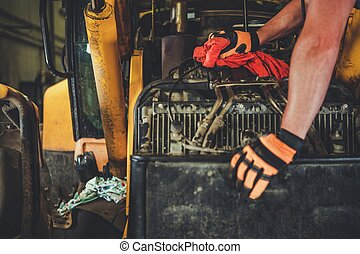 Dozer Repair by Mechanic - Dozer Repair by Professional ...