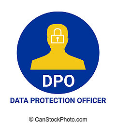 DPO, data protection officer illustration