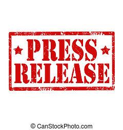 drücken, release-stamp