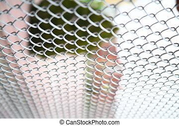 draad, netting