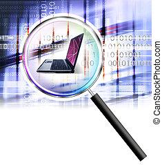 draagbare computer, bevestigen