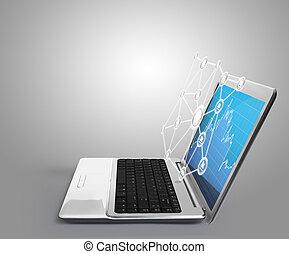 draagbare computer, tabel