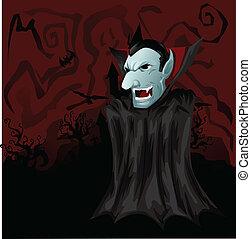 Dracula himself